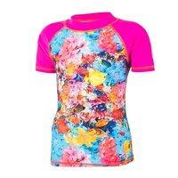 Timro t-shirt SS AOP UPF