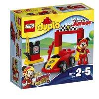 Mickeys Racerbil 10843