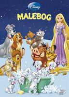 Malebog - Disney Klassikere