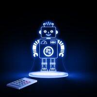 Sove Lampe - Robot