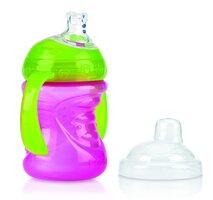Starterkop Swirl - Pink/Grøn