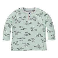 Mekunu Langærmet T-Shirt - Green Mint Dark