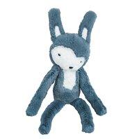 Plysdyr, kanin, cloud blue