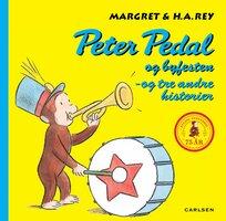 Peter Pedal og byfesten og tre