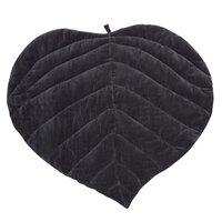 Velvet leaf blanket