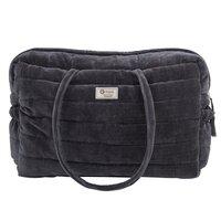 Velvet quilt bag