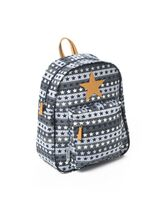 BackPack Large Blue Multi Star