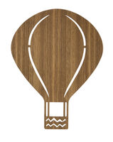 Lampe, Air Balloon, smoked Oak