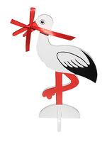 Stork, Fødselsstork til bordet