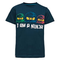 M 72163 Kortærmet T-Shirt - Dark Navy