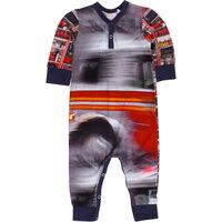 Firetruck photo bodysuit