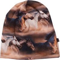 Horse photo beanie
