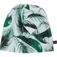 Palm beanie - PEP GREEN