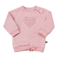 Quiltet Sweatshirt - 5906