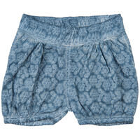 Shorts w. embroderi anglaise - 7355