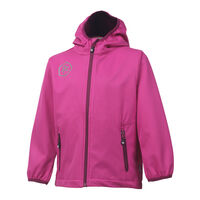 Barkin softshell - FUCHSIA RED