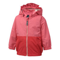 Torgun mini jacket - CORAL RED