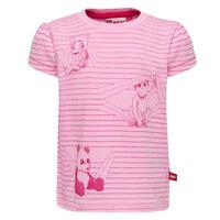 Thea 301 Kortærmet T-Shirt - Pink