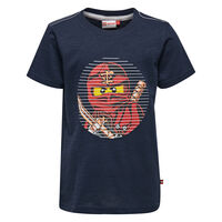Thomas 302 Kortærmet T-Shirt  - Dark Navy