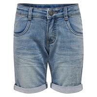 Ping 306 Denim Shorts - Light Denim