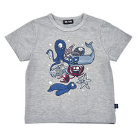 Kortærmet T-Shirt - 1231