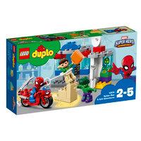 Spiderman & Hulks Eventyr 10876