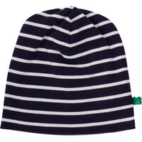 Stripe Hue - Navy/Cream