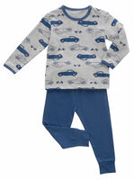 Pyjamas Mønstret - 123 Grå
