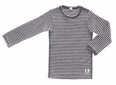Bluse Langærmet  - 147 Grey