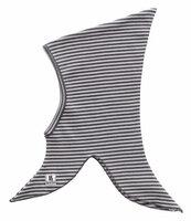 Fashion Elefanthue Stribet - 147 Grey