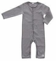 Suit LS w. buttons - 147 GREY