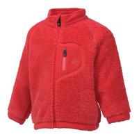 Burma mini pile - CORAL RED