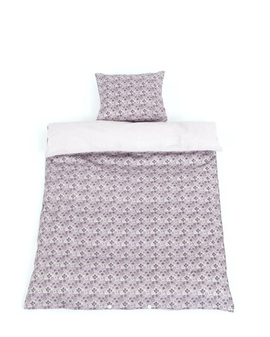 sengetøj junior Junior Sengetøj Med Blomster   Babysam.dk sengetøj junior