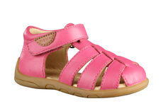 Lukket Sandal - Hot Pink/524