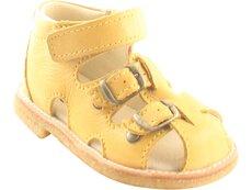 Håndlavet Sandal - 98 Yellow