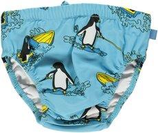 Baby Badebukser Pingvin - BLUE-701