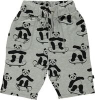 Shorts Panda - GREY-236