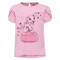 Thea 304 Kortærmet T-Shirt - Pink