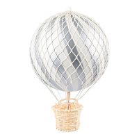 Luftballon 20 cm - Silver