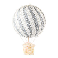 Luftballon 20 cm - Alloy Grey