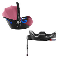 BABY-SAFE i-Size + Base - Wine Rose