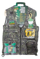 Cargo Vest, Camouflage