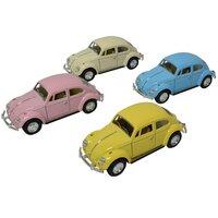 VW Classic Bobbel Pastel 1967 - Flere Farver