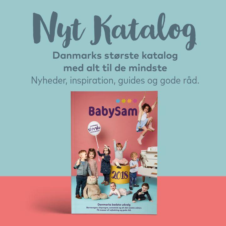 BabySam årskatalog 2018