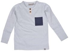 DASHED STRIPE Boys LS top - 209