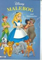 Malebog: Disney Klassikere