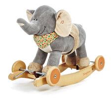 Diinglisar, Gyngedyr Med Lyd, Elefant