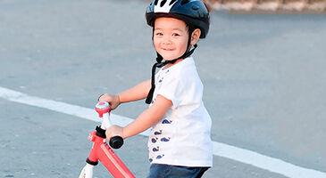 Løbecykel til børn
