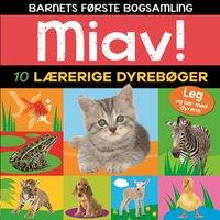 Miav - 10 Lærerige Dyrebøger
