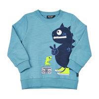 Langærmet Sweatshirt - 8050